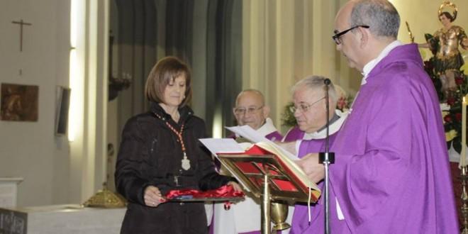 Homenaje al patrón San Mauro