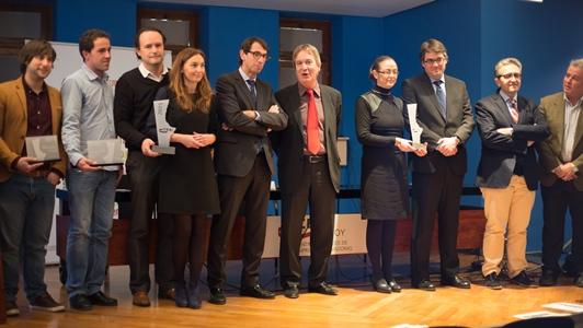 Entregados los premios CEEI – IVACE
