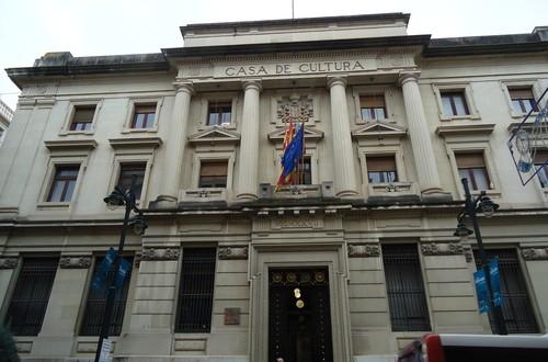 Compromís critica la decisión de cambiar el nombre de la Biblioteca de Alcoy