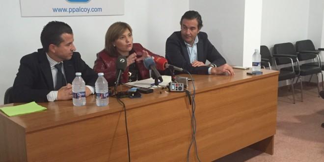 """Bonig: """"Alcoy no puede dejar perder Alcoinnova"""""""