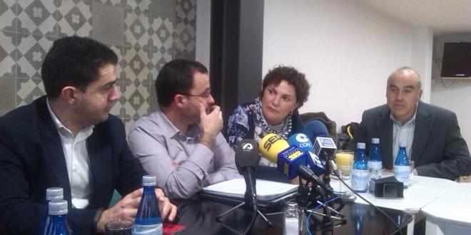 El PSOE centra sus prioridades en la industria y en la economía