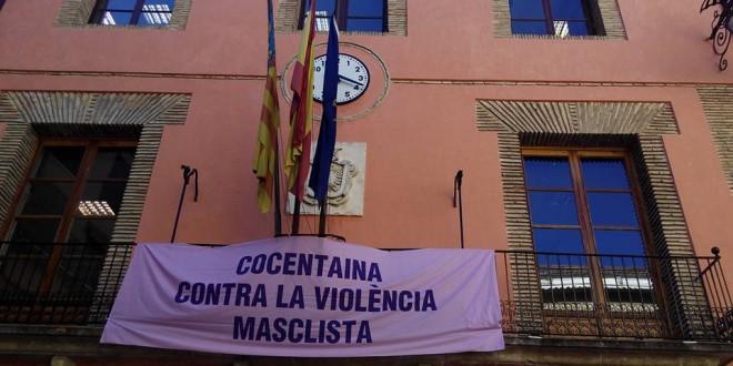 Muro y Cocentaina contra la violencia machista