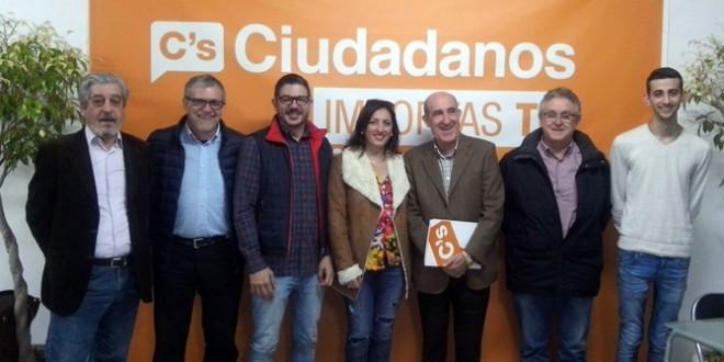 Ciudadanos configura su estructura comarcal