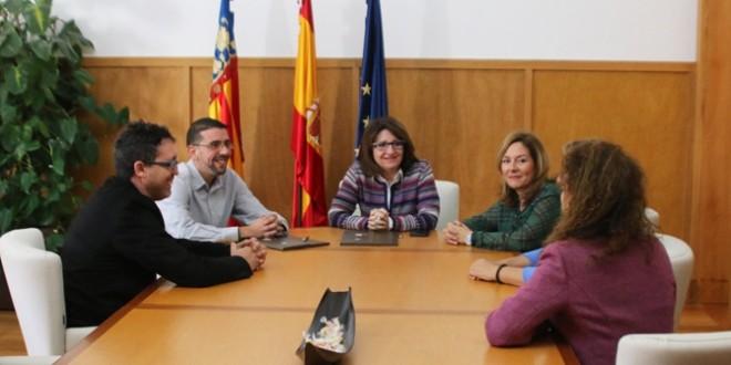 La UA y L´Orxa sellan un convenio de colaboración