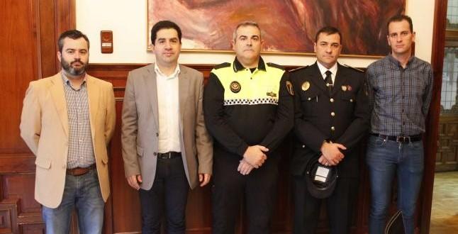 David Lerma Blasco nuevo jefe de la Policía Local de Alcoy