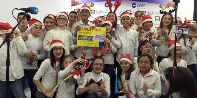 El Colegio Carmelitas se impone en la Final de Villancicos de Cope Alcoy