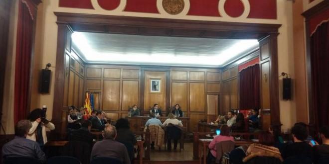 PSOE y Compromís aprueban los presupuestos del 2016