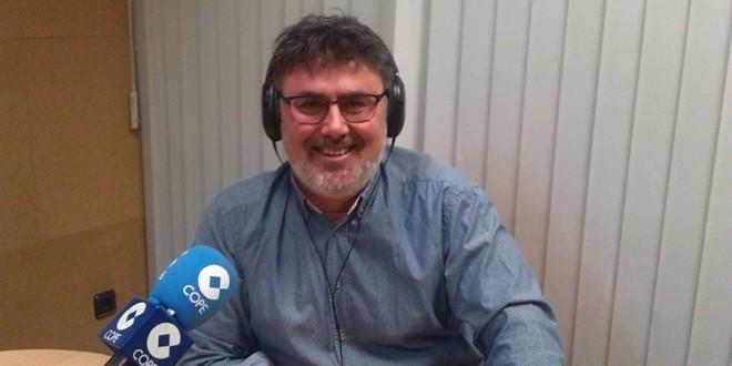 """Vicent Molina """"El Corredor Mediterráneo debe pasar por la comarca"""""""