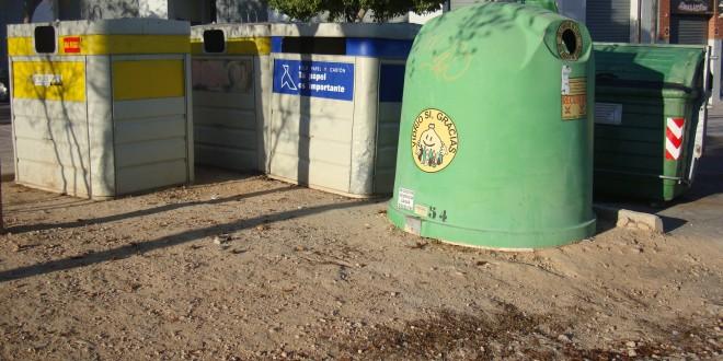 Alcoy líder en reciclaje en la provincia
