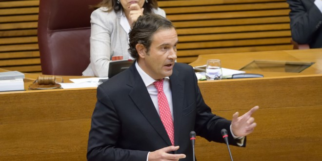 El PP pide al Consell una partida presupuestaria para el tren Alcoi – Xàtiva