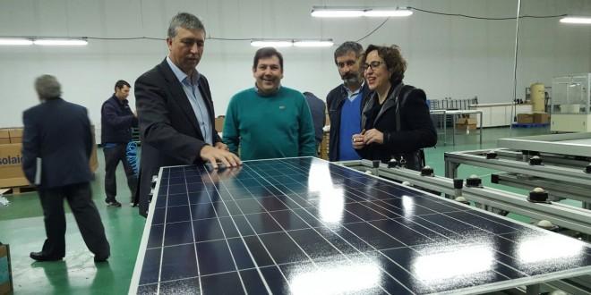 La comarca será una de las cinco zonas industriales de la Comunitat