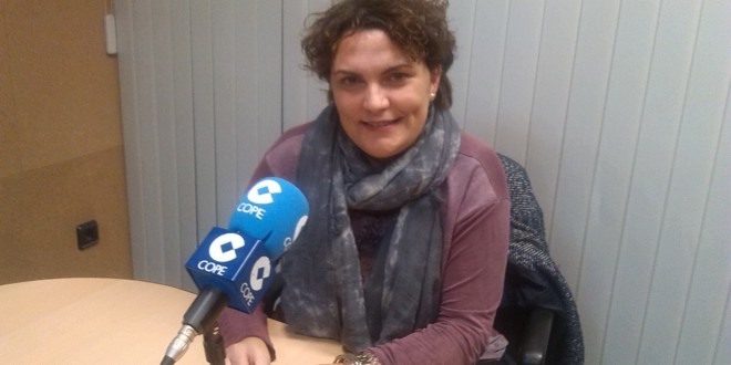 """Patricia Blanquer """"cuando el PSOE ha gobernado en Madrid le ha ido bien a la Comarca"""""""