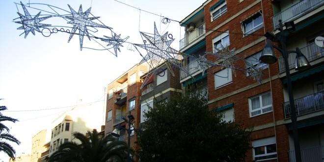 Cocentaina inicia el lunes la campaña comercial de Navidad