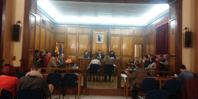 El pleno rechaza la moción del PP sobre Alcoinnova