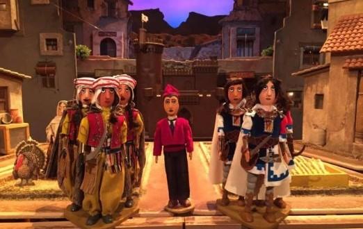 El Tirisiti incorpora los trajes femeninos de Chano y Almogávares