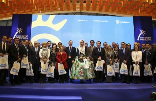 Costa Blanca lanza sus estrategias para 2016 en FITUR