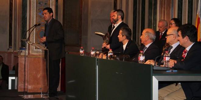 La Cabalgata de Alcoy recibió el premio «Archival»