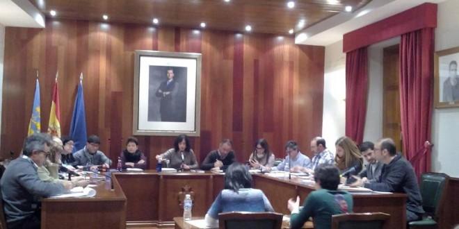 La oposición de Cocentaina pide mejorar el funcionamiento del Ayuntamiento