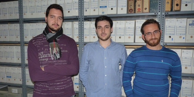 El Casal y la UA trabajan en actualizar el Archivo del Casal