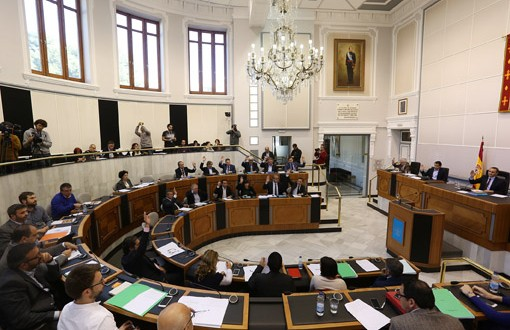 La Diputación aprueba sus Presupuestos