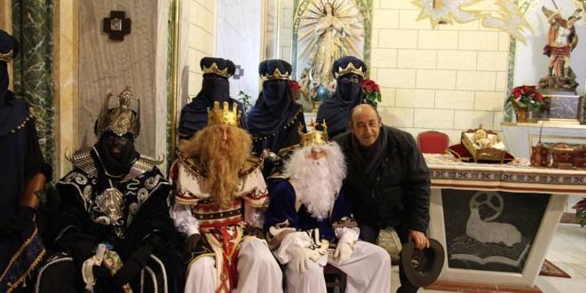 Los Reyes Magos recorren toda la comarca