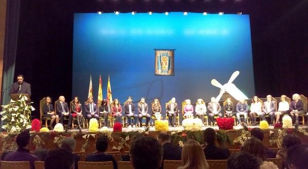 Ibi celebra el acto institucional de los Reyes Magos