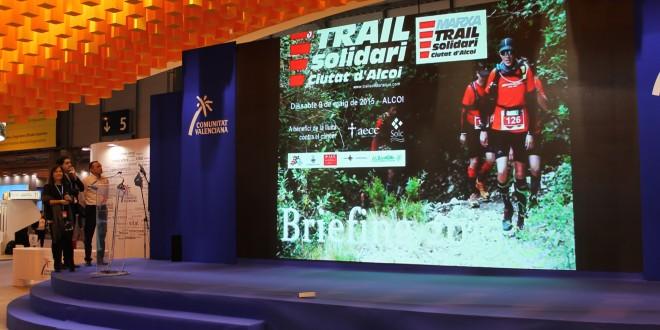 Alcoy presenta en FITUR el Trail Solidari
