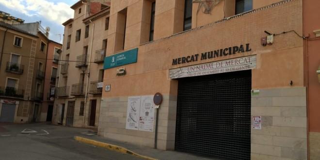 Cocentaina insiste en reclamar a la Diputación la segunda planta del Mercado
