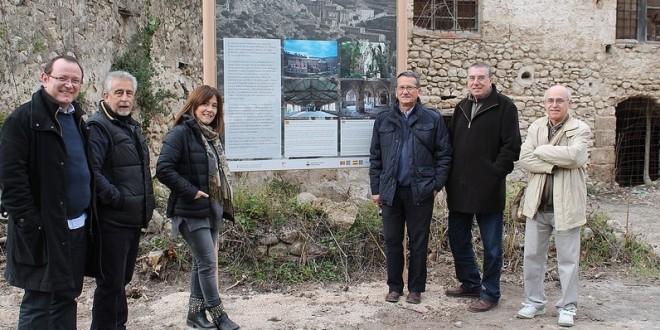 Mejoras en la zona del Molinar para fomentar las visitas turísticas