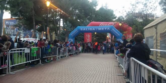 La San Silvestre despidió el 2015 en Alcoy