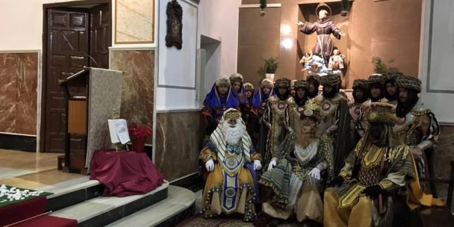 Cocentaina recrea una Cabalgata fiel a la tradición