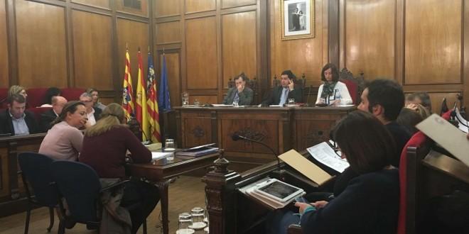 Alcoy pedirá soluciones para las laderas del Santiago Payà