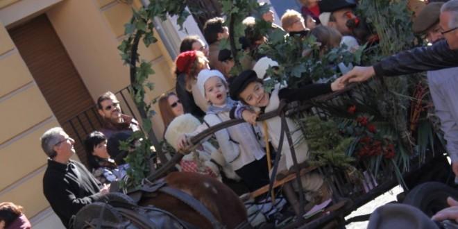 Pastorets y Pastoretes toman las calles de Alcoy