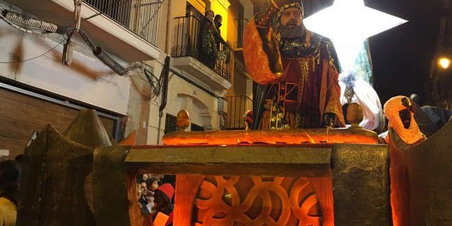 Una llamada a recibir a los Reyes Magos