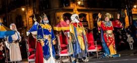 Cabalgata de los Reyes Magos en Alcoy y comarca