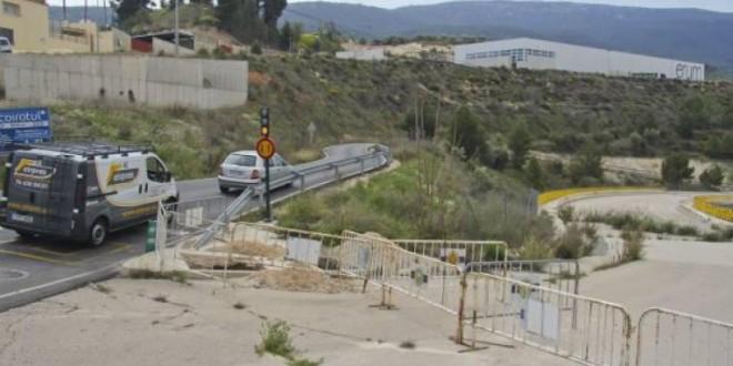 Las obras del acceso provisional al Santiago Payà arrancarán el 31 de julio
