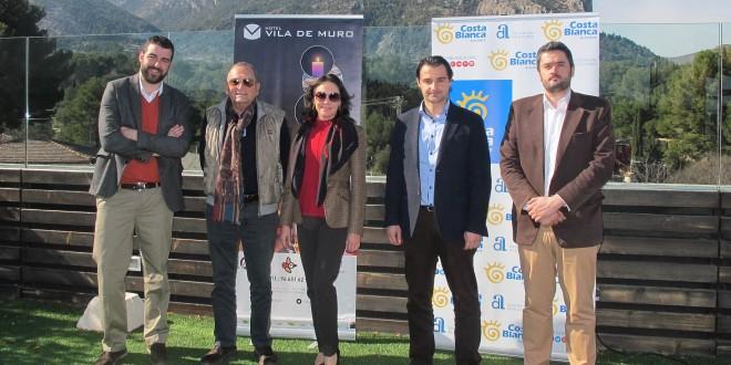 La Diputación trabaja para impulsar la ruta turística de Interior
