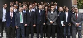 Ibi acoge la primera reunión de la Diputación abierta al público