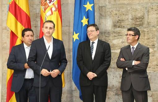 Sánchez anuncia acciones legales contra el plan para intervenir la Diputación