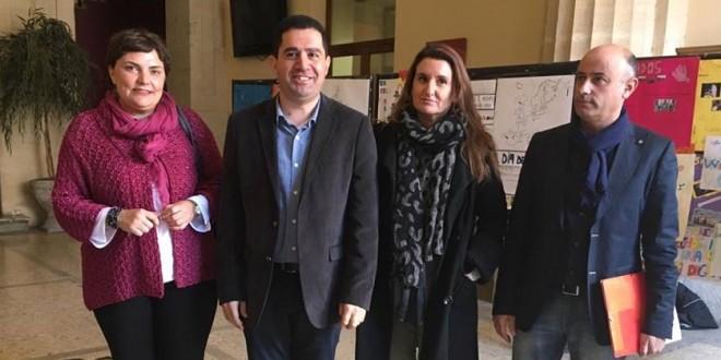 """Patricia Blanquer: """"El PSOE trabaja para formar Gobierno en España"""""""