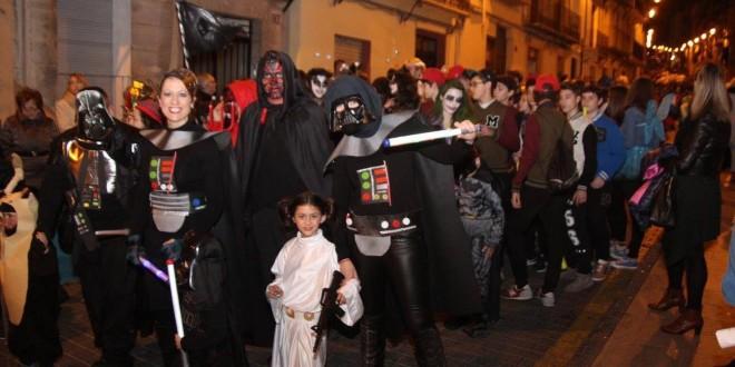 Multitudinario Carnaval en Alcoy