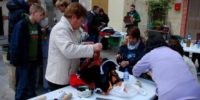 Taller y Danses para preparar la Festa dels Nanos de Cocentaina