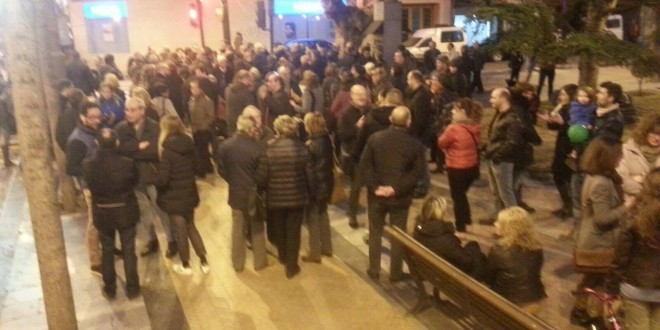Comerciantes y hosteleros piden soluciones para el Centro