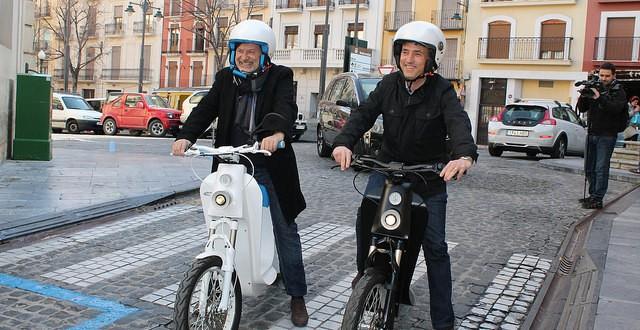 Alcoy busca fomentar la movilidad sostenible
