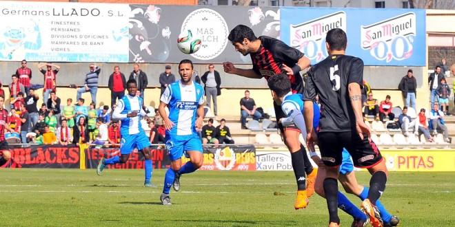 El Alcoyano cae ante el Reus Deportiu