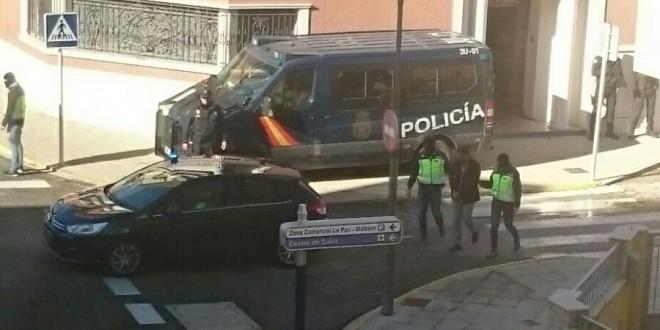 Detenido de nuevo el vecino de Muro acusado de colaboración con el yihadismo
