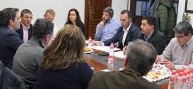 Alcaldes y empresarios sientan las bases de un área industrial de calidad