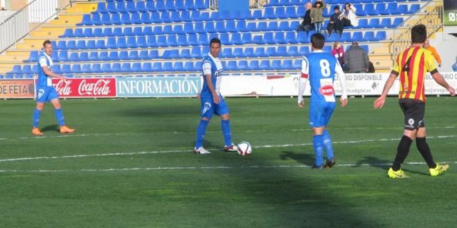 Empate sin goles ante el Lleida Esportiu
