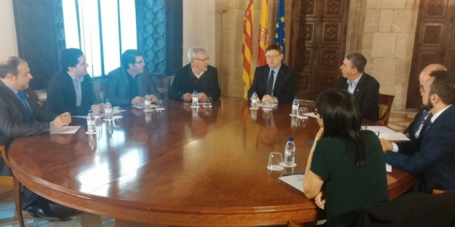 Constituida la Asociación Valenciana de Ciudades Innovadoras