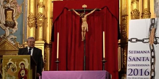Cocentaina pregona la Semana Santa
